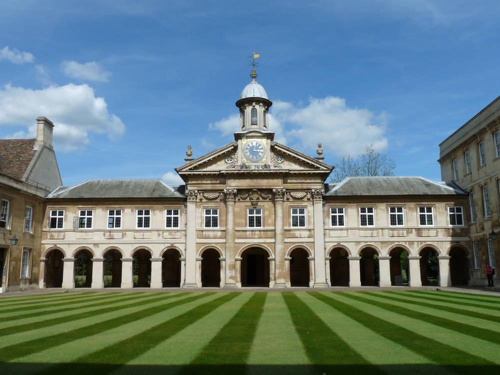 cambridge college prospectus