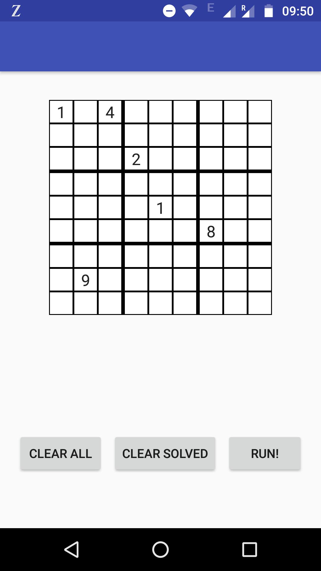 sudoku solver paul rubenstein